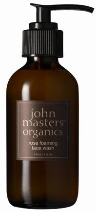 John Masters Organics Rose Foaming Face Wash 玫瑰泡沫洗顏露