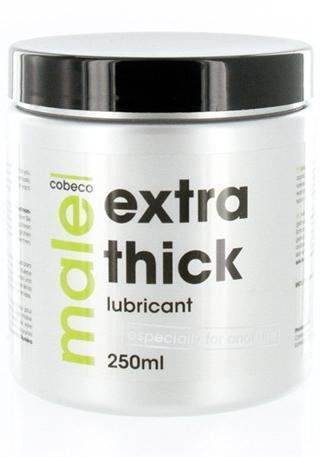 Cobeco可比高MALE cobeco: Lubricant extra thick , improved 肛門厚水性潤滑油加厚升級版